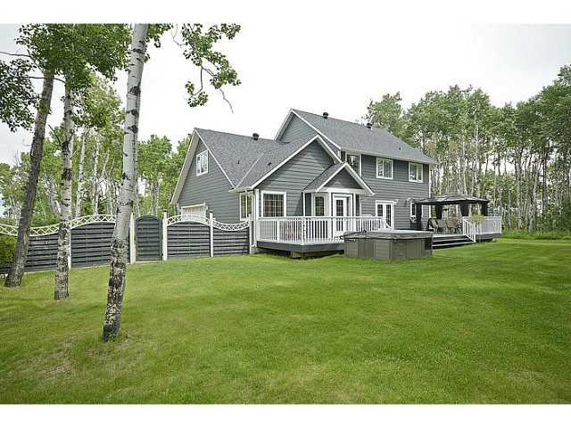 Main Photo: 306199 208 Street W: Rural Foothills M.D. House for sale : MLS® # C3653815