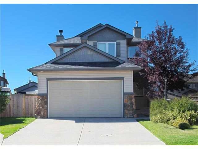 Main Photo: 15 CIMARRON PARK Bay: Okotoks House for sale : MLS®# C4027129