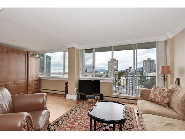 "Photo 4: 1204 1850 COMOX Street in Vancouver: West End VW Condo for sale in ""THE EL CID"" (Vancouver West)  : MLS® # V1141897"