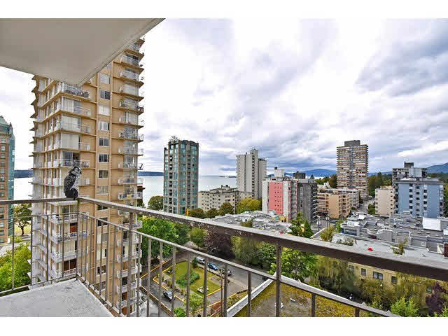 "Main Photo: 1204 1850 COMOX Street in Vancouver: West End VW Condo for sale in ""THE EL CID"" (Vancouver West)  : MLS® # V1141897"