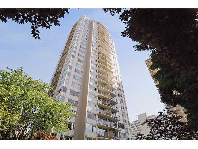 "Photo 2: 1204 1850 COMOX Street in Vancouver: West End VW Condo for sale in ""THE EL CID"" (Vancouver West)  : MLS® # V1141897"