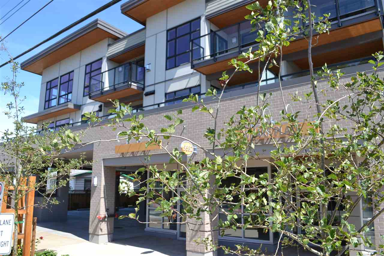 "Main Photo: 312 5682 WHARF Avenue in Sechelt: Sechelt District Condo for sale in ""THE WHARF PLACE"" (Sunshine Coast)  : MLS® # R2001451"