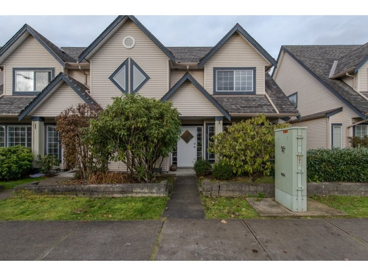 "Main Photo: 27 11536 236TH Street in Maple Ridge: Cottonwood MR Townhouse for sale in ""Kanaka Mews"" : MLS® # R2018611"