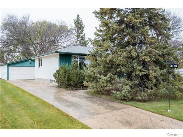 Photo 20: 406 Rouge Road in WINNIPEG: Westwood / Crestview Residential for sale (West Winnipeg)  : MLS® # 1600454