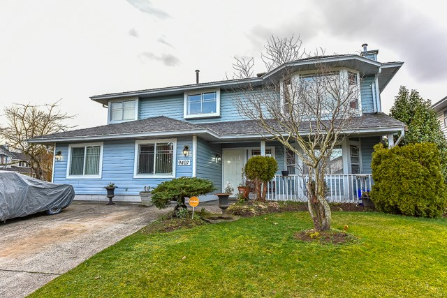 Main Photo: 9407 161 Street in Surrey: Fleetwood Tynehead House for sale : MLS® # R2036083