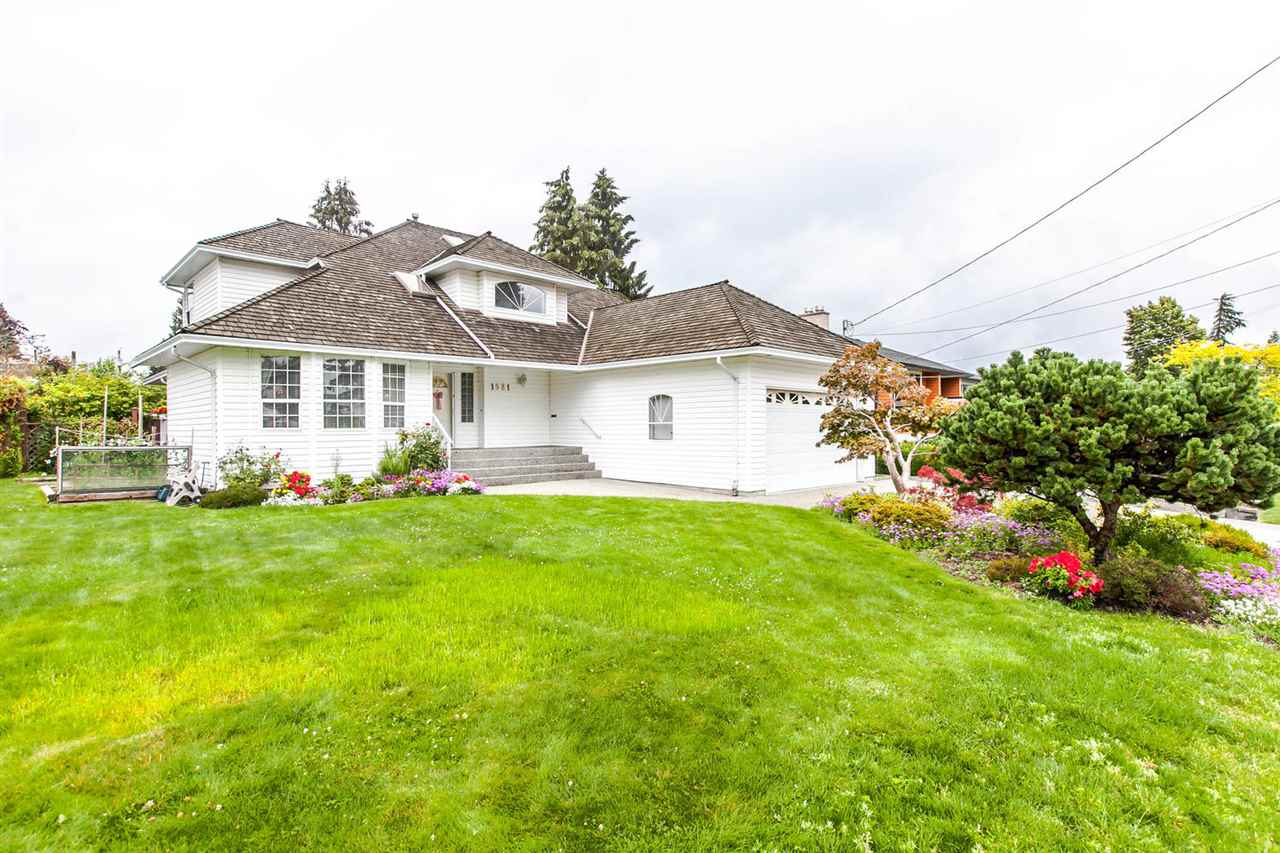 Main Photo: 1521 REGAN Avenue in Coquitlam: Central Coquitlam House for sale : MLS® # R2087290