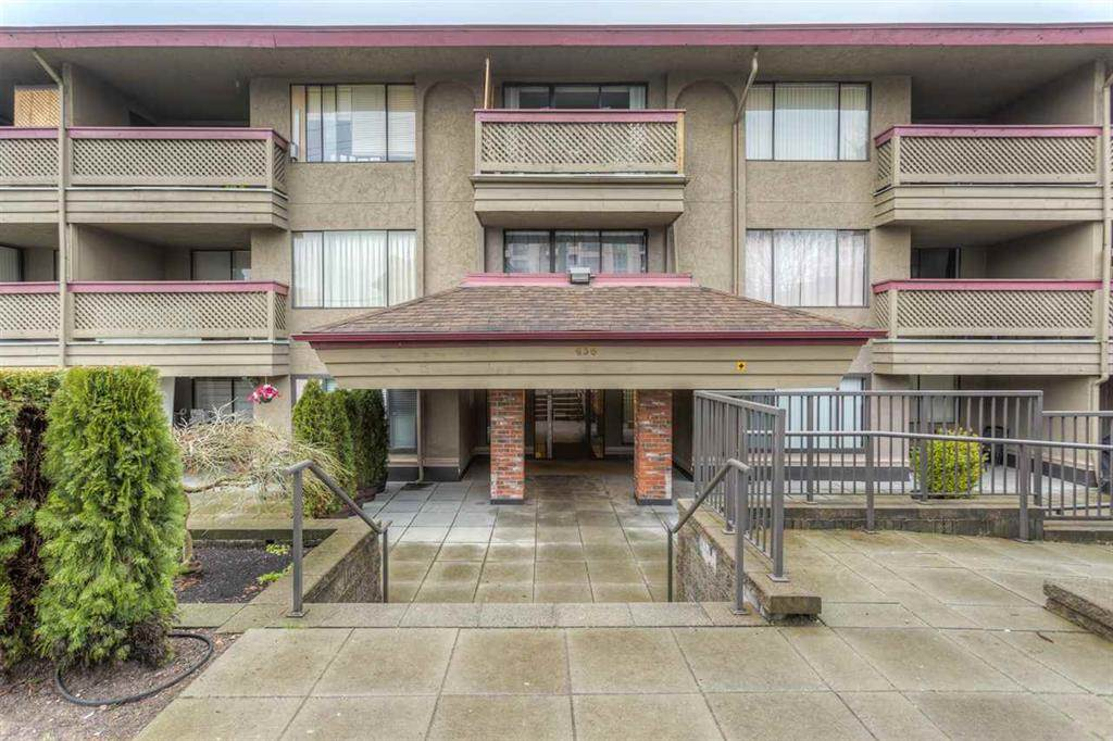 "Main Photo: 314 436 SEVENTH Street in New Westminster: Uptown NW Condo for sale in ""Regency Court"" : MLS(r) # R2096740"