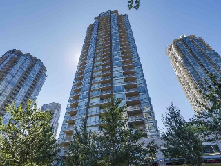 "Main Photo: 3401 2968 GLEN Drive in Coquitlam: North Coquitlam Condo for sale in ""GRAND CENTRAL 2"" : MLS®# R2099642"