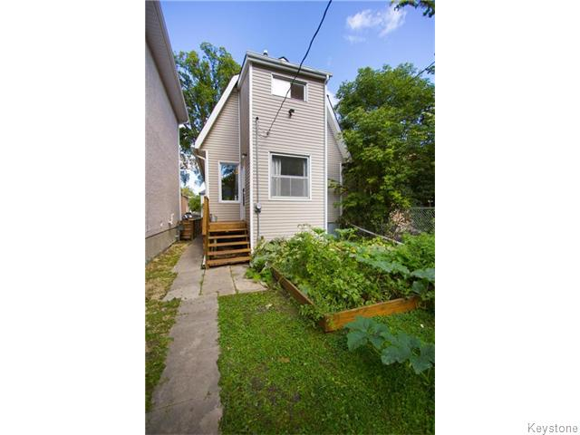 Photo 17: 332 Machray Avenue in Winnipeg: Sinclair Park Residential for sale (4C)  : MLS® # 1624346