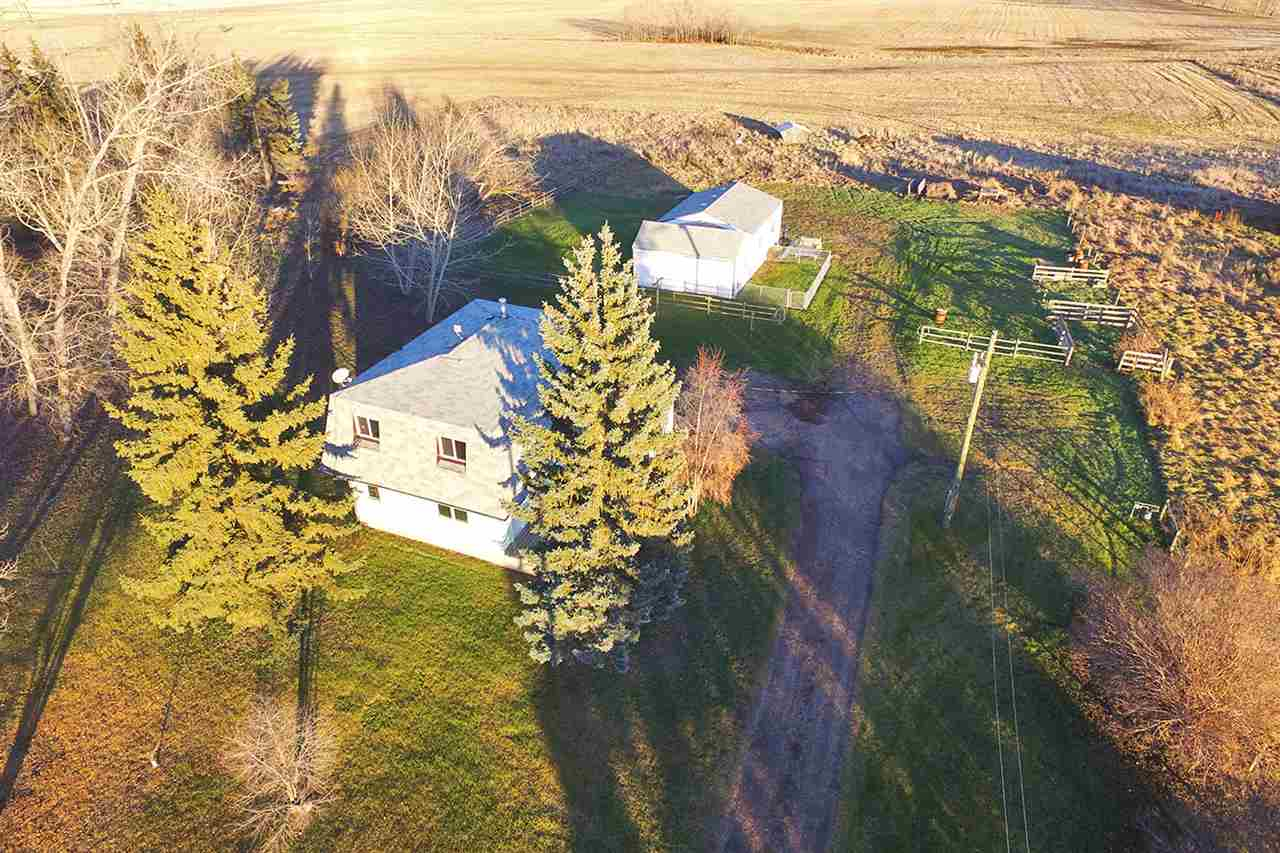Main Photo: 465061 RR250: Rural Wetaskiwin County House for sale : MLS(r) # E4043790