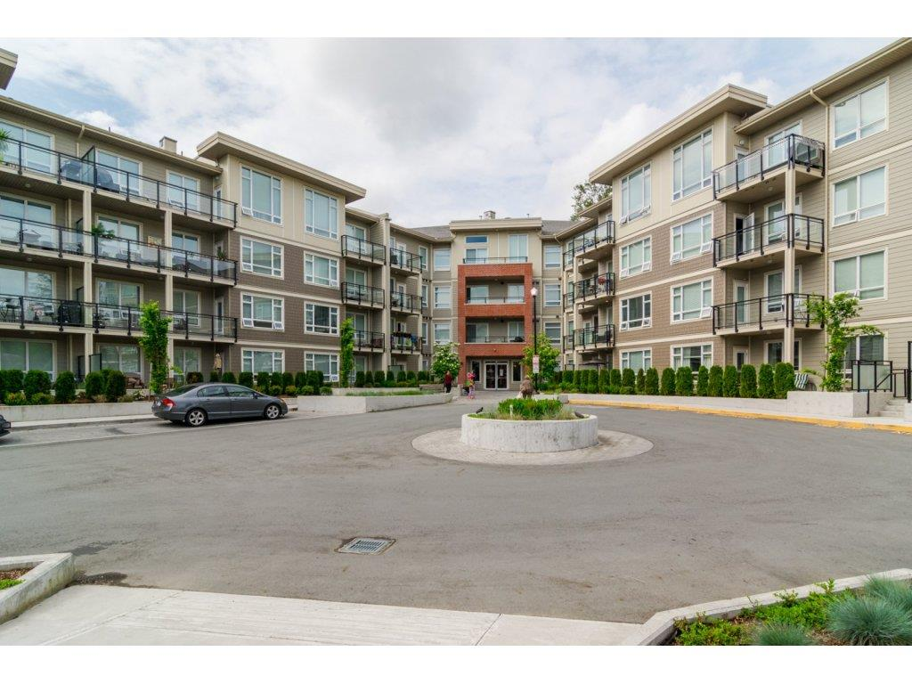 "Main Photo: C122 20211 66 Avenue in Langley: Willoughby Heights Condo for sale in ""Elements"" : MLS® # R2128881"
