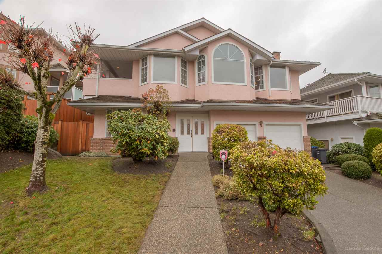 Main Photo: 87 MINER Street in New Westminster: Fraserview NW House for sale : MLS® # R2130024