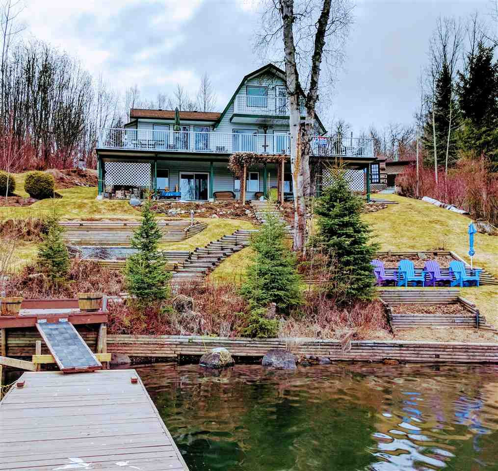 "Photo 2: 27490 NESS LAKE Road: Ness Lake House for sale in ""NESS LAKE"" (PG Rural North (Zone 76))  : MLS(r) # R2160417"