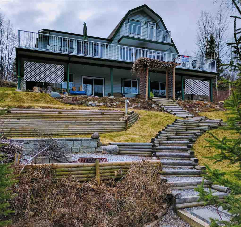 "Main Photo: 27490 NESS LAKE Road: Ness Lake House for sale in ""NESS LAKE"" (PG Rural North (Zone 76))  : MLS(r) # R2160417"