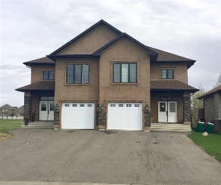 Main Photo: 9808B 101 Avenue: Morinville House Half Duplex for sale : MLS® # E4062609