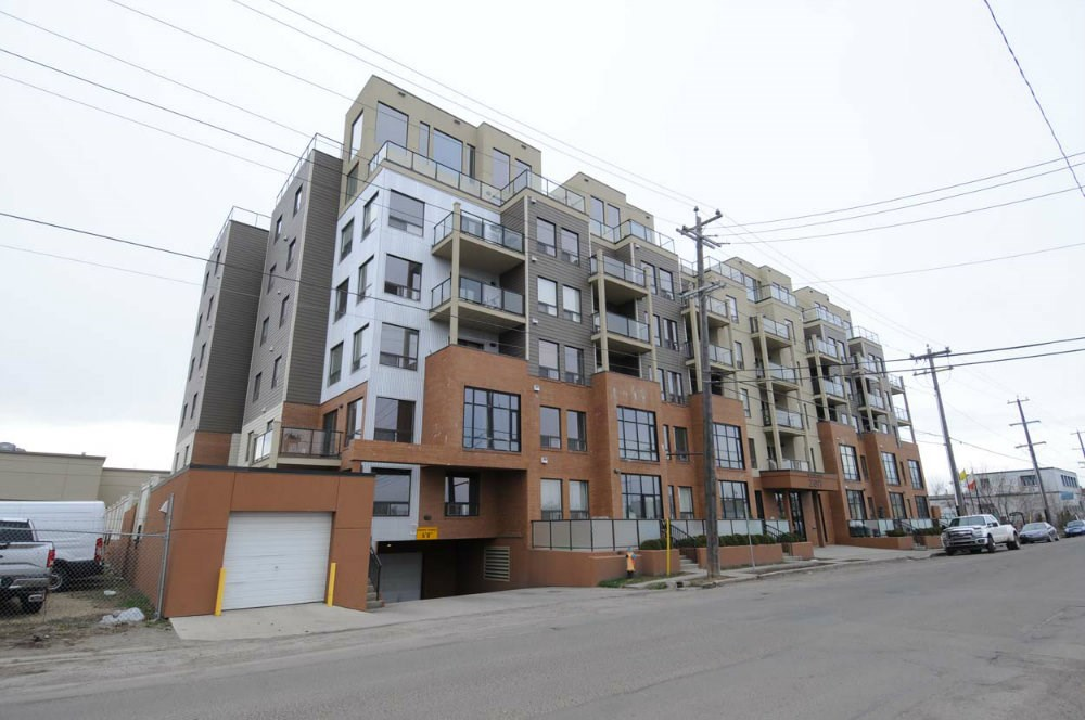 Main Photo: 211 11425 105 Avenue in Edmonton: Zone 08 Condo for sale : MLS® # E4064483