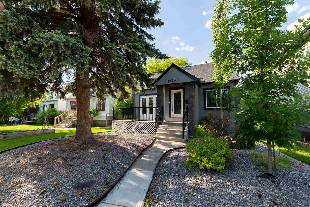 Main Photo: 10930 65 Avenue in Edmonton: Zone 15 House for sale : MLS® # E4065708