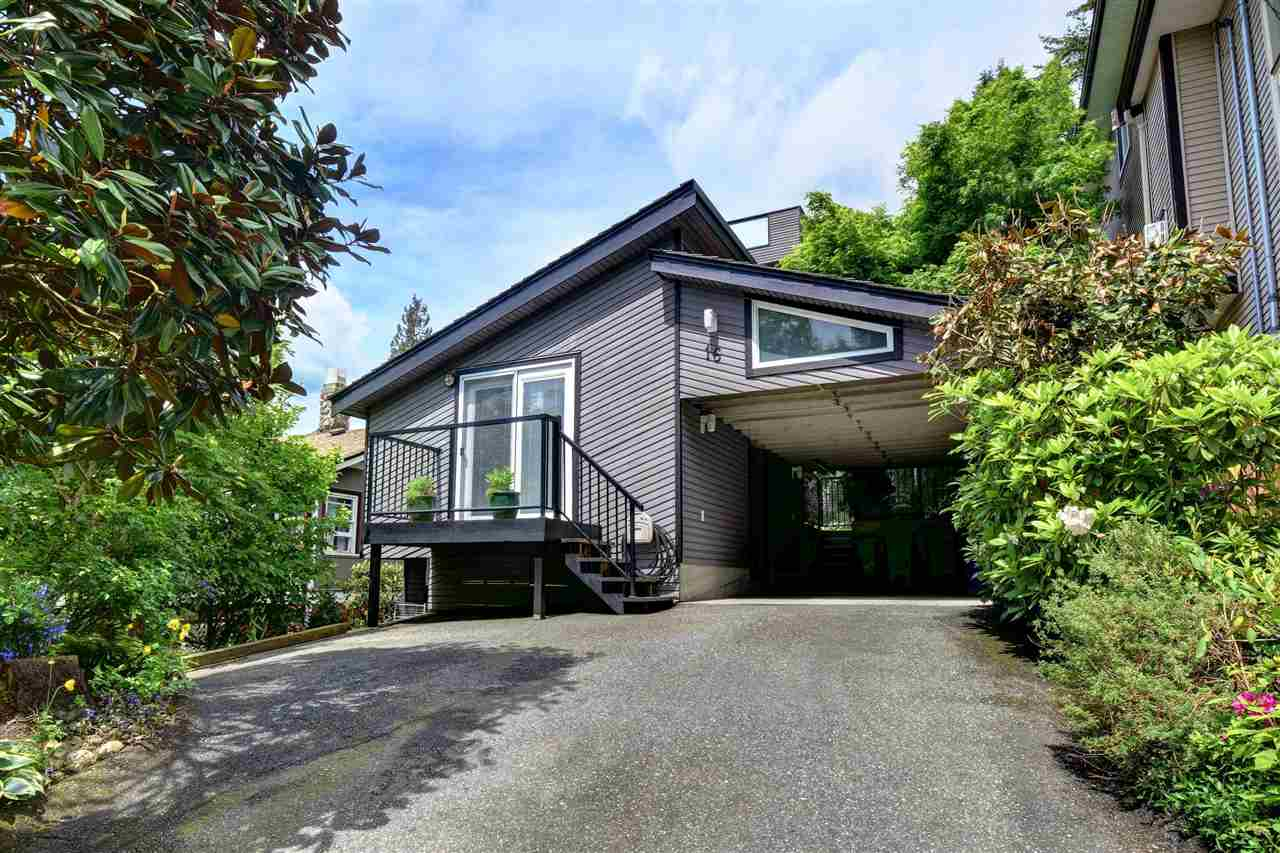 Main Photo: 16 MERCIER ROAD in Port Moody: North Shore Pt Moody House for sale : MLS® # R2170810
