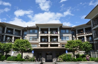 "Main Photo: 422 12248 224 Street in Maple Ridge: East Central Condo for sale in ""URBANO"" : MLS(r) # R2177531"