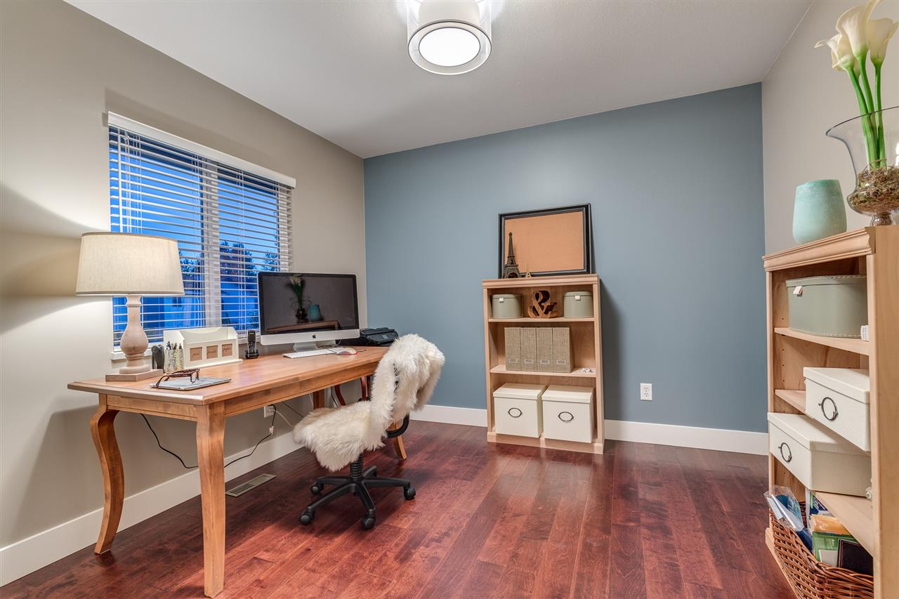 This versatile room is perfect for an office, bedroom, den, nursery, or playroom
