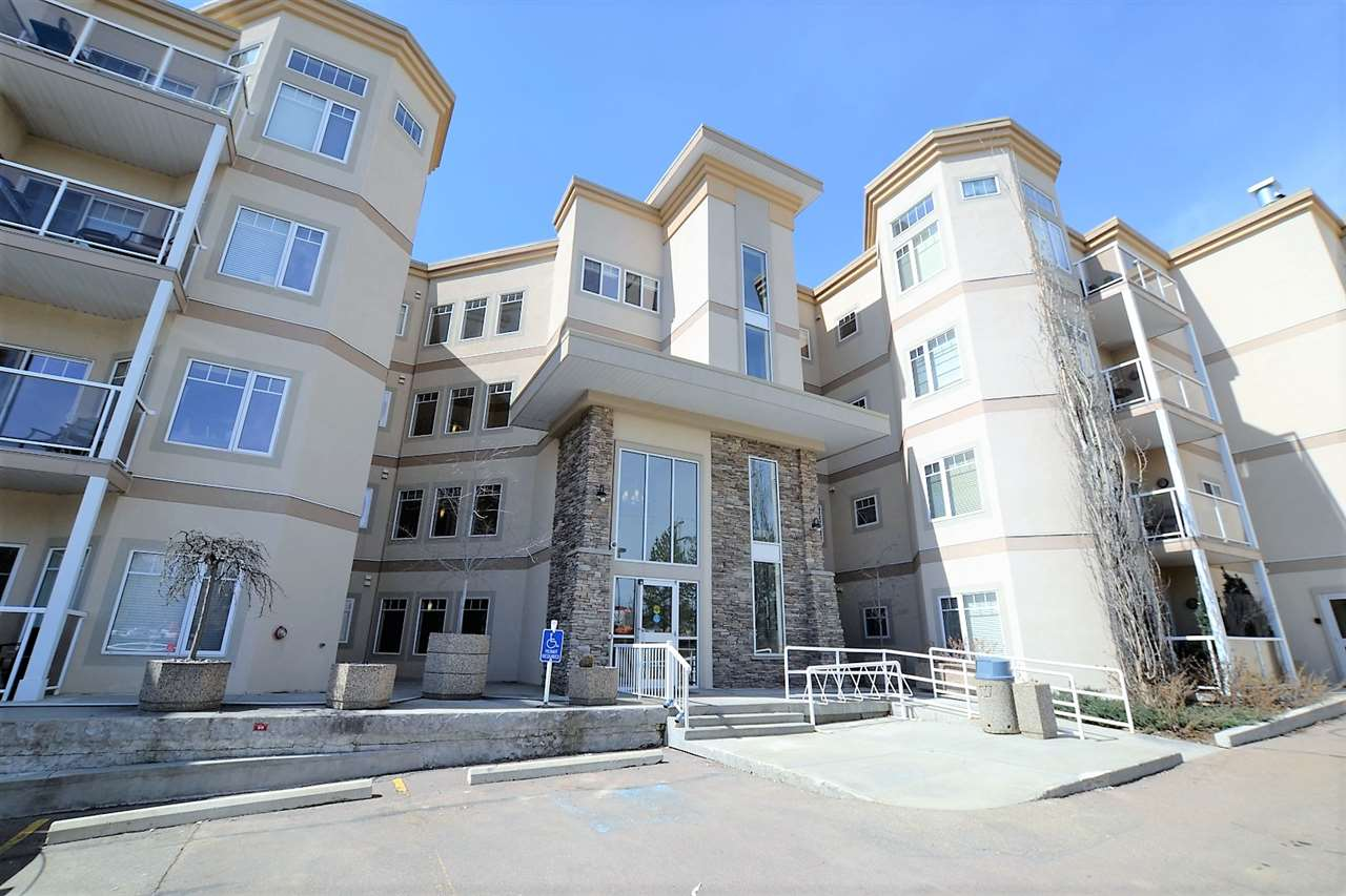 Main Photo: 105 5 GATE Avenue: St. Albert Condo for sale : MLS(r) # E4073479