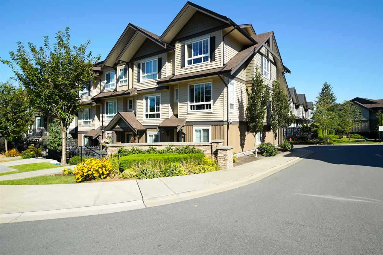 "Main Photo: 46 21867 50 Avenue in Langley: Murrayville Townhouse for sale in ""WINCHESTER"" : MLS(r) # R2188575"