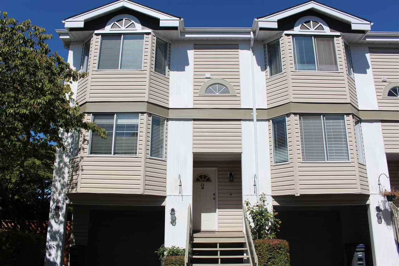 Main Photo: 64 7875 122 Street in Surrey: West Newton Townhouse for sale : MLS® # R2200515