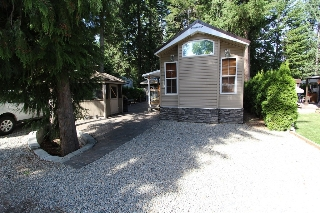 Main Photo: 310 3980 Squilax Anglemont Road in Scotch Creek: Recreational for sale