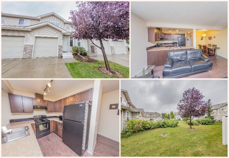 Main Photo: 50 230 EDWARDS Drive SW in Edmonton: Zone 53 Townhouse for sale : MLS® # E4082986