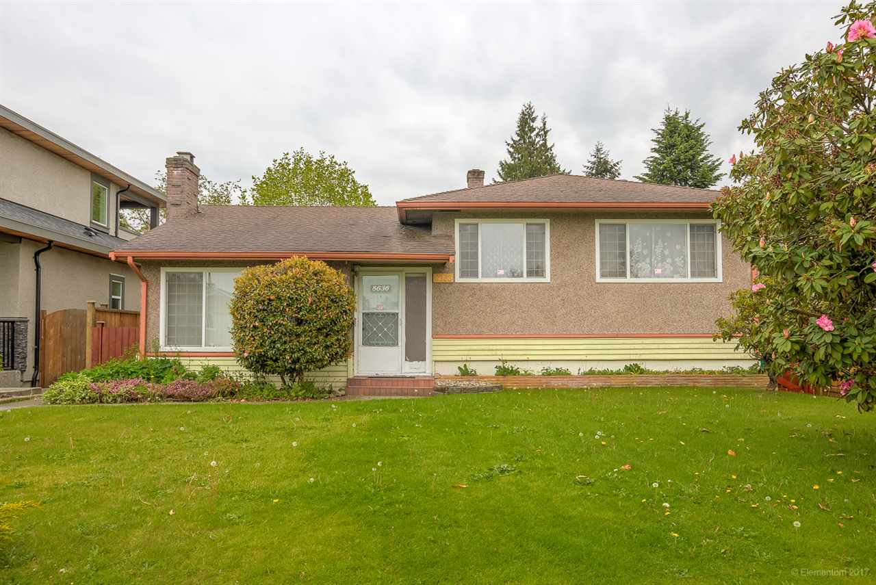 Main Photo: 8636 11TH Avenue in Burnaby: The Crest House for sale (Burnaby East)  : MLS® # R2210981