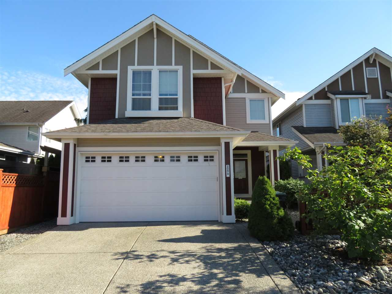 "Photo 1: Photos: 20878 84A Avenue in Langley: Willoughby Heights House for sale in ""Yorkson Village"" : MLS® # R2212470"