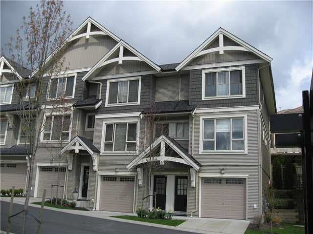 Main Photo: 125 3105 DAYANEE SPRINGS Boulevard in Coquitlam: Westwood Plateau Townhouse for sale : MLS®# R2228426