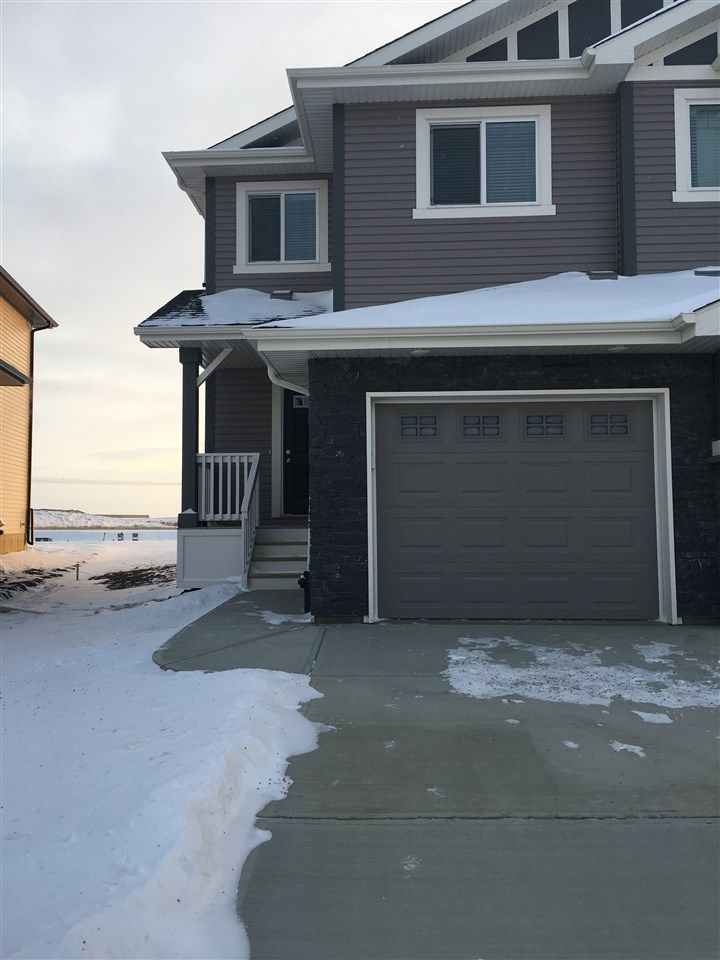 Main Photo: 9174 COOPER Crescent SW in Edmonton: Zone 55 Attached Home for sale : MLS® # E4092700