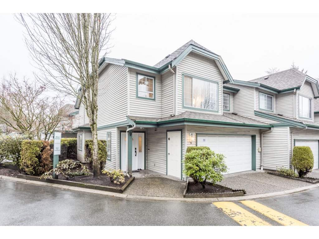"Main Photo: 26 7465 MULBERRY Place in Burnaby: The Crest Townhouse for sale in ""SUNRIDGE"" (Burnaby East)  : MLS®# R2233385"