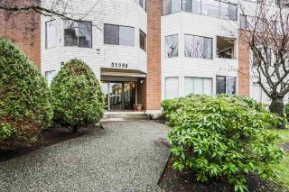 "Main Photo: 103 32098 GEORGE FERGUSON Way in Abbotsford: Abbotsford West Condo for sale in ""Heather Court"" : MLS® # R2233901"