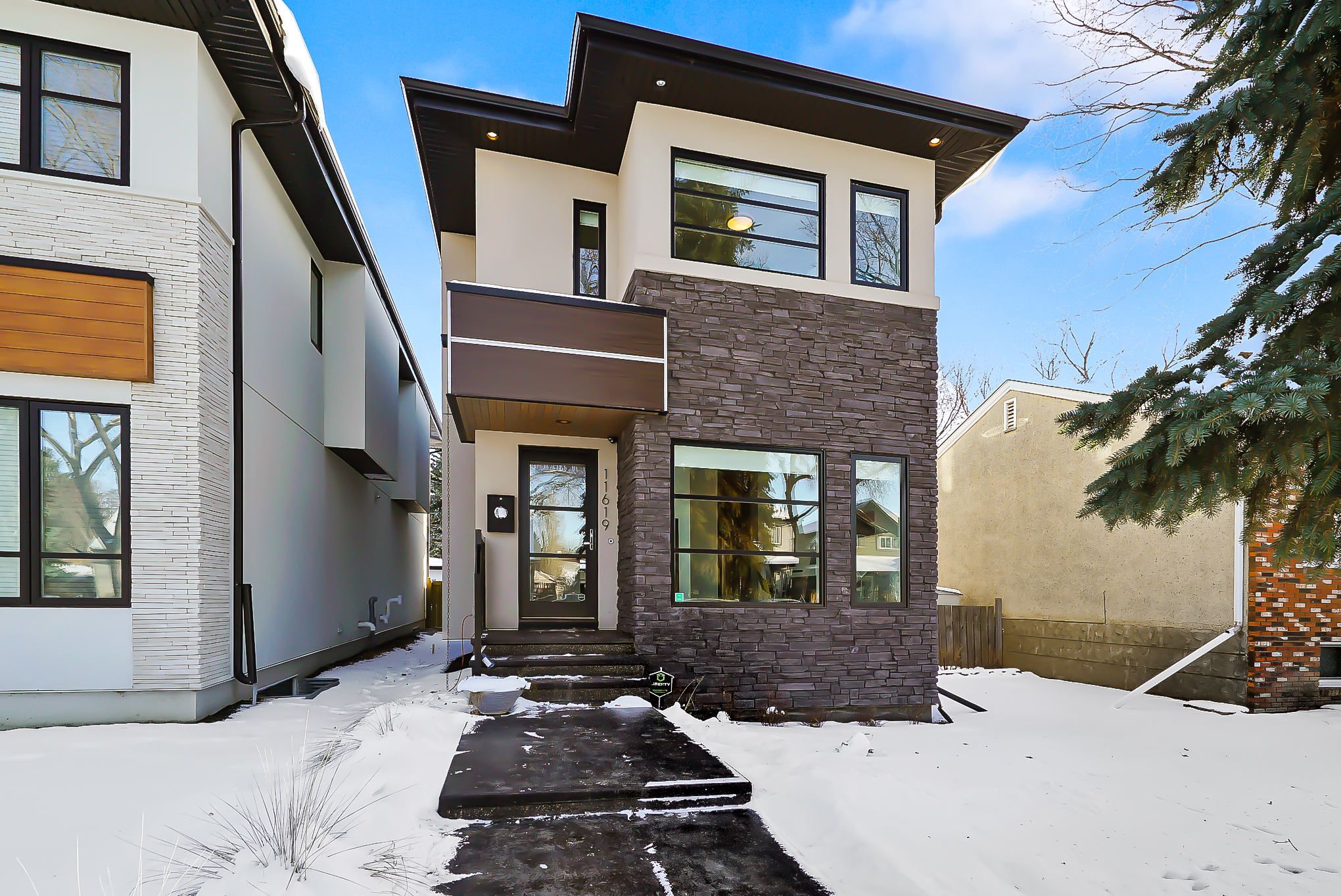 Main Photo: 11619 126 Street NW in Edmonton: Inglewood House for sale : MLS®# E4089018