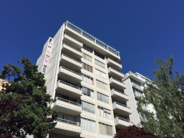 "Main Photo: 303 1967 BARCLAY Street in Vancouver: West End VW Condo for sale in ""THE PALASADES"" (Vancouver West)  : MLS®# R2244840"
