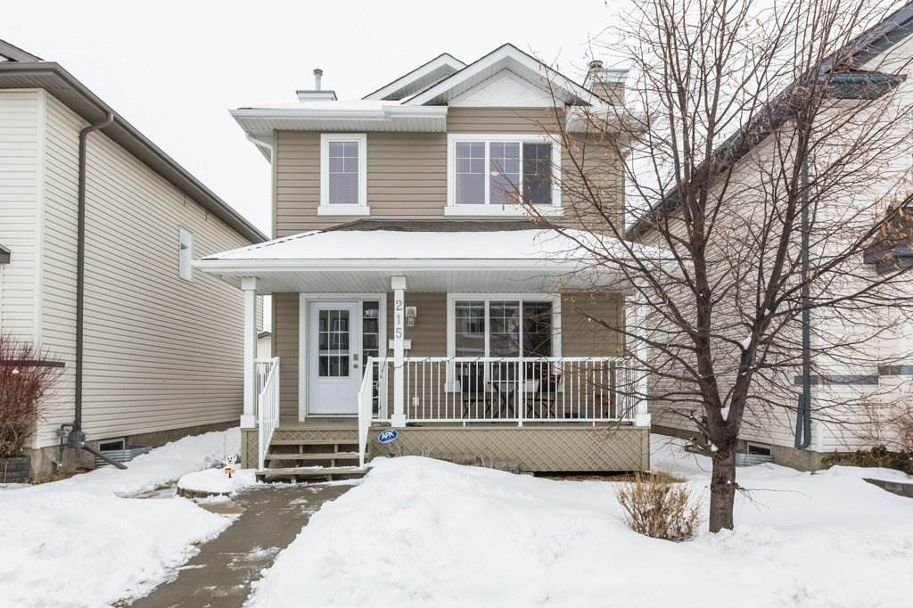 Main Photo: 215 85 Street in Edmonton: Zone 53 House for sale : MLS®# E4101397