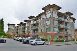 "Main Photo: 403 33538 MARSHALL Road in Abbotsford: Central Abbotsford Condo for sale in ""The Crossing"" : MLS®# R2255417"
