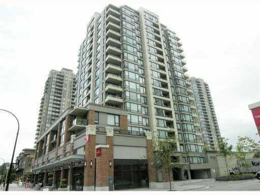 Main Photo: 1206 4182 DAWSON Street in Burnaby: Brentwood Park Condo for sale (Burnaby North)  : MLS® # V875061