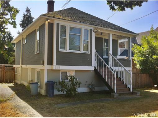 Main Photo: 859 Craigflower Road in VICTORIA: Es Old Esquimalt Single Family Detached for sale (Esquimalt)  : MLS® # 299520
