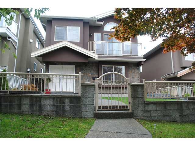 Main Photo: 116 N SPRINGER Avenue in Burnaby: Capitol Hill BN House for sale (Burnaby North)  : MLS® # V914199