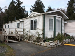 "Main Photo: 3 5575 MASON Road in Sechelt: Sechelt District Manufactured Home for sale in ""MASON"" (Sunshine Coast)  : MLS® # V1037646"