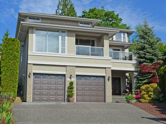 "Main Photo: 2569 CAMBERLEY Court in Coquitlam: Coquitlam East House for sale in ""BAKERVIEW ESTATES"" : MLS® # V1063866"