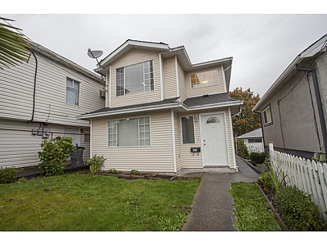 "Main Photo: 333 E KING EDWARD Avenue in Vancouver: Main House for sale in ""W"" (Vancouver East)  : MLS®# V1092076"