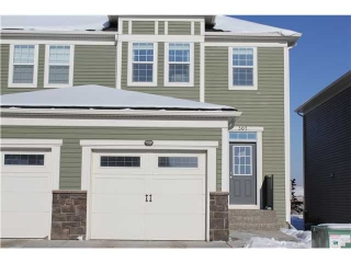 Main Photo: 307 155 SILVERADO SKIES Link SW in Calgary: Silverado Townhouse for sale : MLS(r) # C3643683