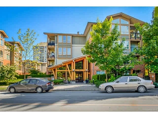 "Main Photo: 304 1111 E 27TH Street in NORTH VANC: Lynn Valley Condo for sale in ""BRANCHES"" (North Vancouver)  : MLS®# V1125703"