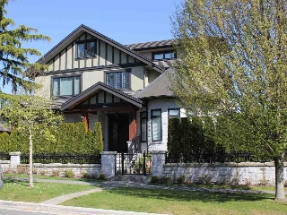 Main Photo: 7288 ANGUS Drive in Vancouver: South Granville House for sale (Vancouver West)  : MLS(r) # R2022508