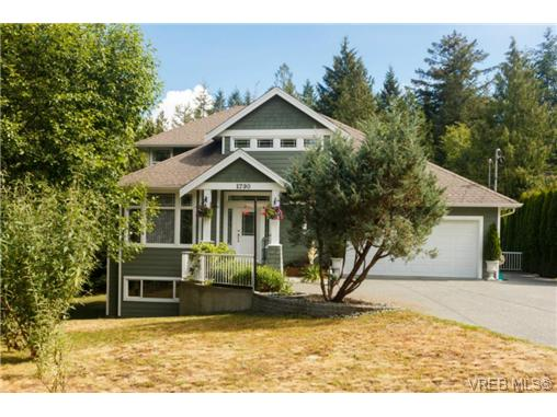 Main Photo: 1730 Graff Place in SHAWNIGAN LAKE: ML Shawnigan Lake Single Family Detached for sale (Malahat & Area)  : MLS®# 366755