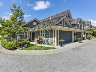 "Main Photo: 102 15500 ROSEMARY HEIGHTS Crescent in Surrey: Morgan Creek Townhouse for sale in ""Carrington"" (South Surrey White Rock)  : MLS®# R2091509"